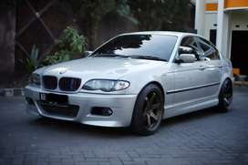 BMW 325i E46 Silver On Black bukan f30, e36, 330, 325 ,318 , x5, x3,x1