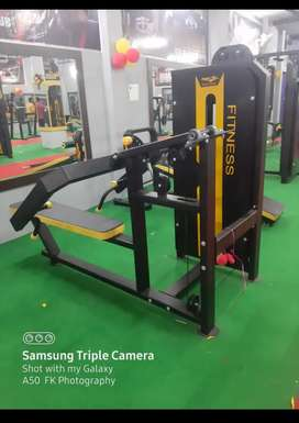new gym exercise machines in imported material and in good quality