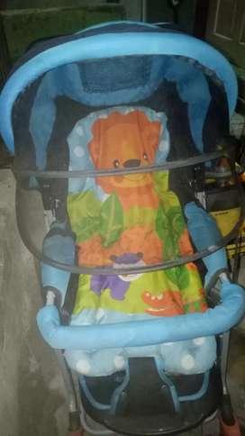 Stroller bayi PL ya bun...