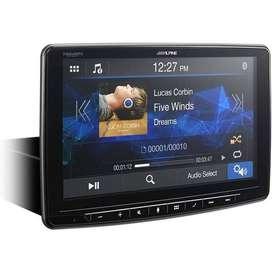 "Alpine Halo 9 ILX-F259E Floating Digital Car Multimedia Touchscreen 9"""