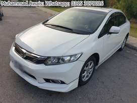 Civic Honda VTi Oriel Prosmatec Get on very easy monthly installments