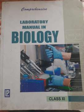 CBSE LABORATORY MANUALS FOR BIOLOGY,PHYSICS,CHEMISTRY,English CLASS 11