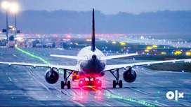 Airlines - Airport Job - Ground Staff Job at Coimbatore Airport.