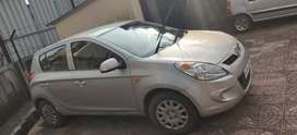Hyundai i20 Magna CNG fitted in very good condition