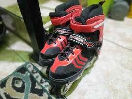 Sepatu Roda anak ukuran 35