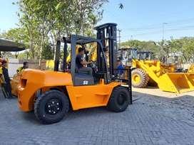 Forklift di Prabumulih Murah 3-10 ton Mesin Isuzu Mitsubishi