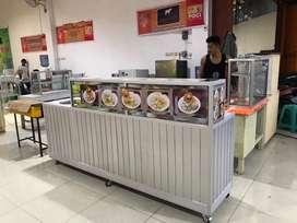 Counter bakso dan alat2 produk dan resep lengkap