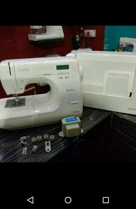 Japan made sewing machines
