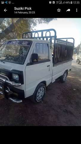 Suzuki pickup for sale.