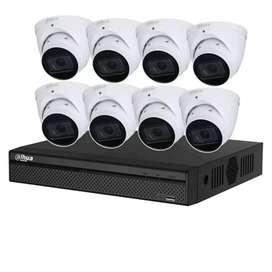Instalasi Gratis ! Paket CCTV isi lengkap banget