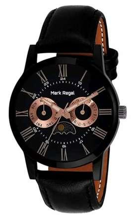 Mark Ragal round watch