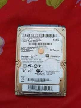 Samsung harddisk urgent sale