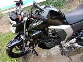 Yamaha fz new 2019 .10/08/2019 new bike 2month only