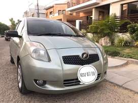 Vitz 2007 registered 2010