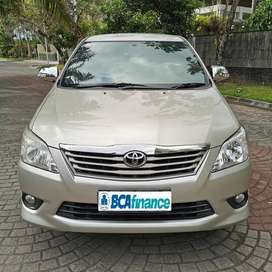 [DP21JT] Kijang Innova 2.0G bensin AT 2011 Murah