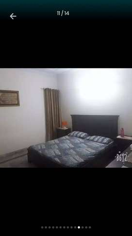 Fully furnished house PORTION  for RENT.