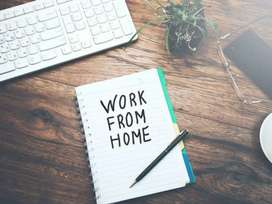 Work from home./ online work
