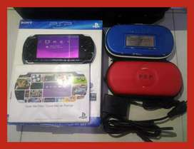 Sony playstation portable psp 3000 fullset murah