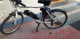 New Electric cycle(2rs for 40 kilometers )