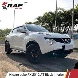 Nissan Juke RX 1.5 2012 AT Matic Putih TT Hitam Jazz Yaris Avanza Baru