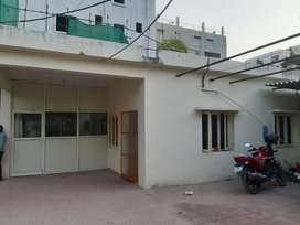 Independent house 2bank rent office madhapur