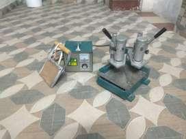 UPVC portable welding machine