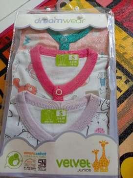 Baju dream wear Valvet junior