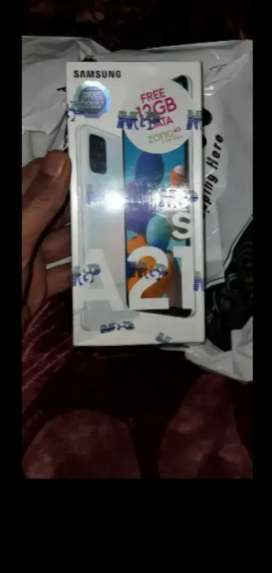 Its Samsung a21s 128gb only exchange with huawei