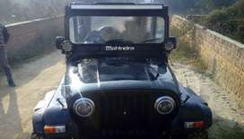 Thar jeep modified