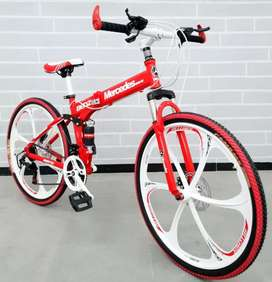 Branded new folding CYCLE