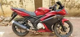 I want to sell my Yamaha R15 . Very well maintained