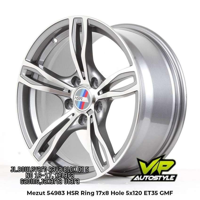 Jual Pelek Racing MEZUT Ring 17 Import Buat Bmw 0