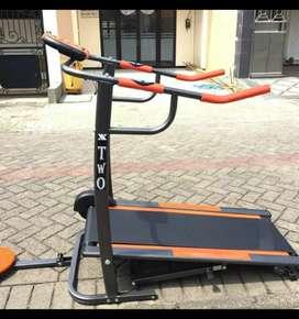 treadmill manual 2 fungsi