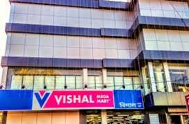Data entry operator and back office executive job in shopping mall