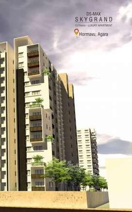 2bhk 1046 sft flat for ₹42 lakhs in Kalkere, Horamavu