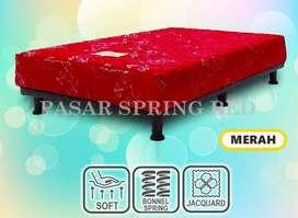 FreeOngkir Spring Bed Musterring Multibed Vienna T20Merah 90x200 No HB