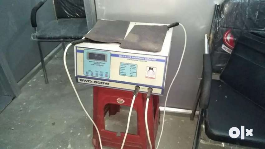 Physiotherapy equipment, only 85000 price 0