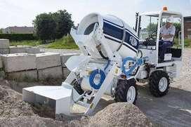 Sentral Penjualan FIORI Concrete Mixer Self Loader di Indonesia