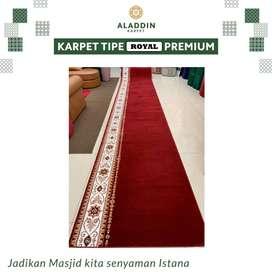 Sedia Karpet Masjid Tipe Royal Premium