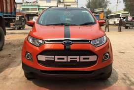 Ford ecosport front grill replacement