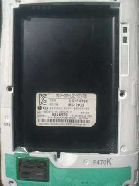 Lg 3 mini panal and spare parts battry nhi he