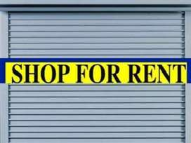 Shop for Rent !!!