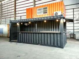 CONTAINER KEBAB/CONTAINER JAJANAN/BOOTH MAKANAN/BOOTH