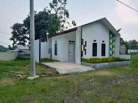 Rumah Milenial Dekat Stasiun KRL