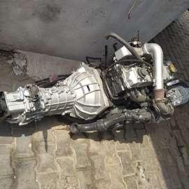 mahindra turbo DI ENGINE (exchange)