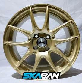 Jual velg racing Ring 15 untuk mobil Sigra, Ayla, Datsun (bisa Credit)
