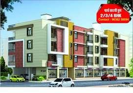 2Bhk Big Size jda approved flat for sale