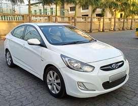 Hyundai Verna CRDi 1.6 SX, 2013, Diesel