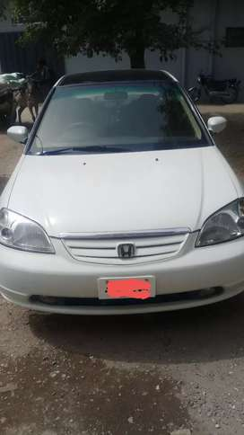 Honda Civic total fit car sab kuch ok hai,