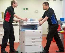 Sales and service Technician for Photocopier